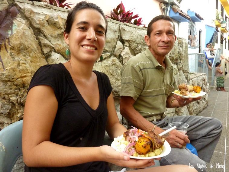 fritada ecuatoriana guayaquil