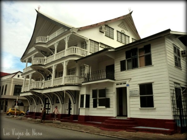 centro historico paramaribo