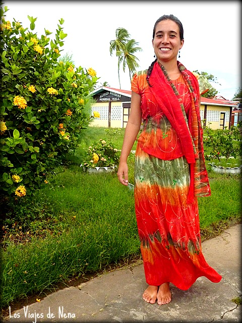 Arrivals Day en Guyana