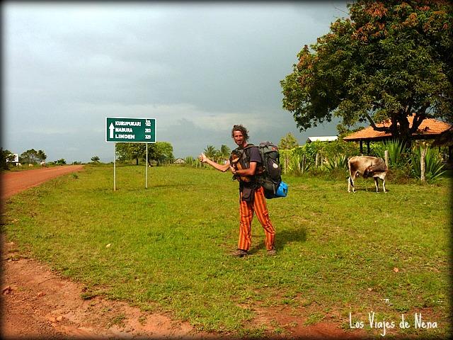 Viajar por las Guyanas por la Ruta Lethem Georgetown