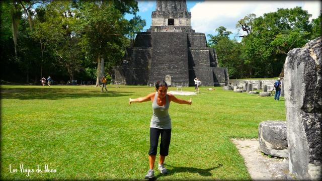 Viaje Tikal