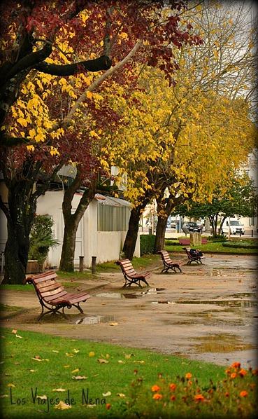 otoño Portugal