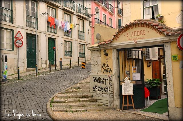 esquina de Lisboa