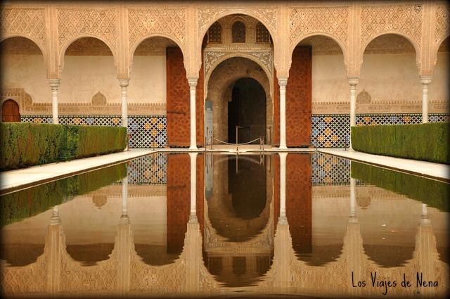 fuentes Alhambra