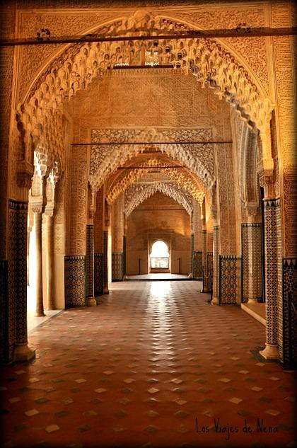 interior Alhambra