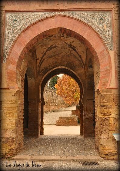 puerta Alhambra
