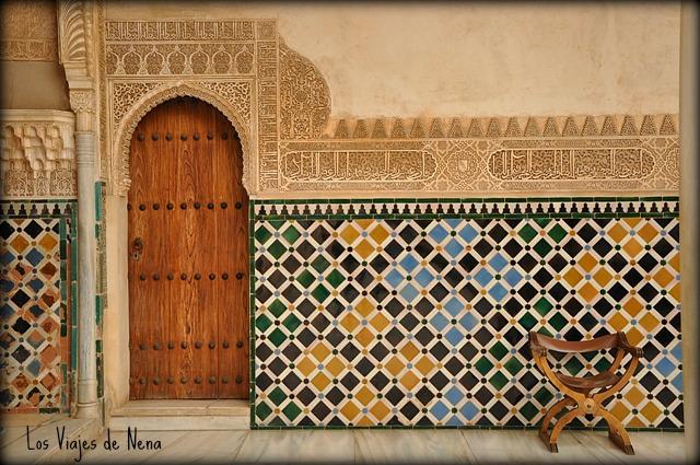 silla Alhambra