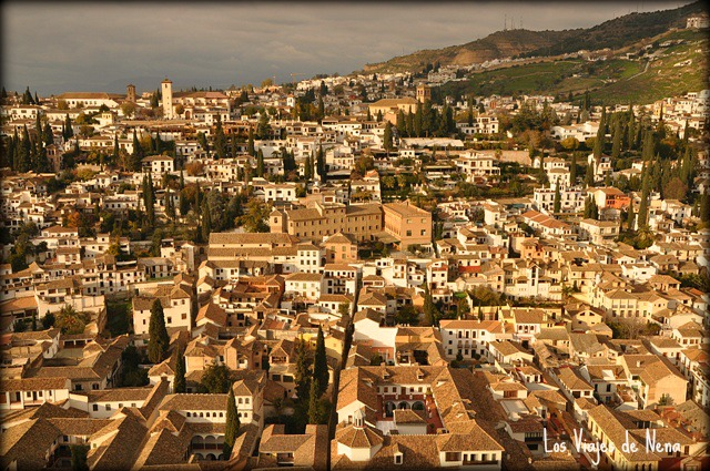 vista aerea Granada