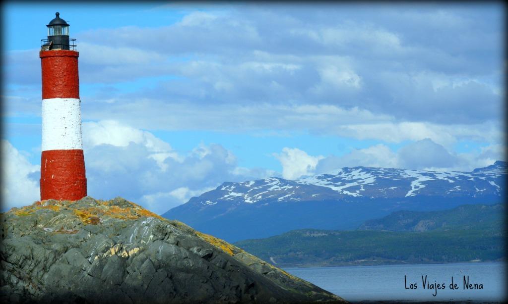 viajar a Ushuaia, faro del fin del mundo