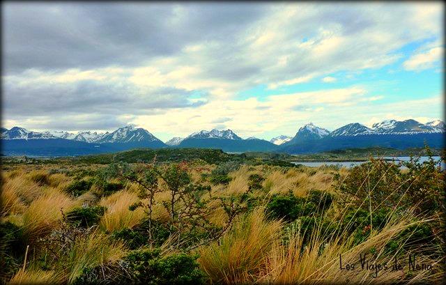 viajar a Ushuaia y sus paisajes agrestes