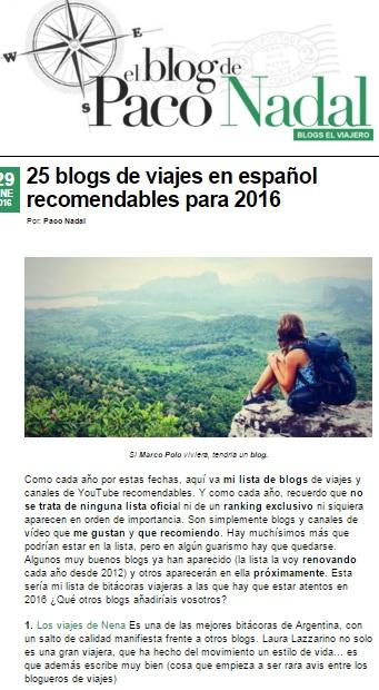 blog paco