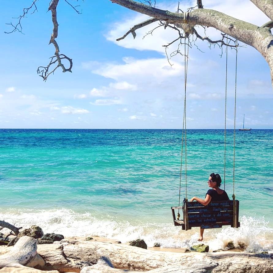 Playa blanca es una de las mejores playas de latinoamerica
