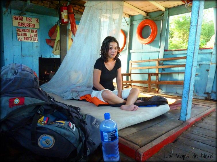 navegar el rio paraguay