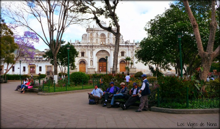 catedral antigua de guatemala