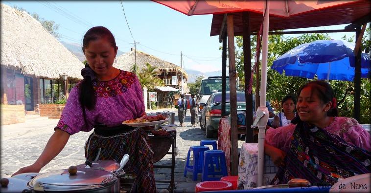 comida típica en Guatemala