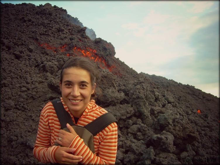 excursion volcan pacaya los viajes de nena