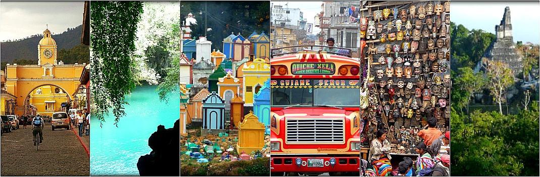 Guía práctica para viajar a Guatemala | Los Viajes de Nena