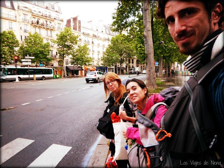 viajar de barcelona a paris 8
