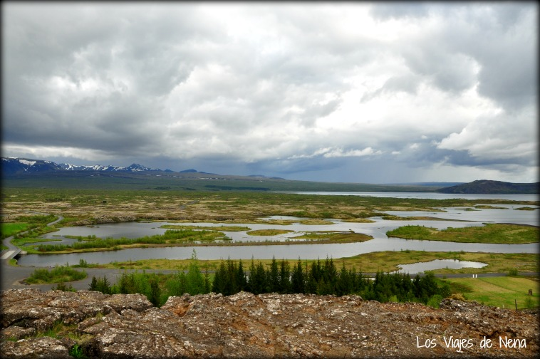 Parque Nacional Þingvellir, parte del círculo dorado