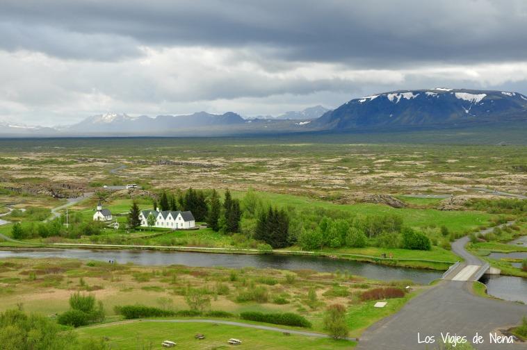 Parque Nacional Þingvellir laura lazzarino