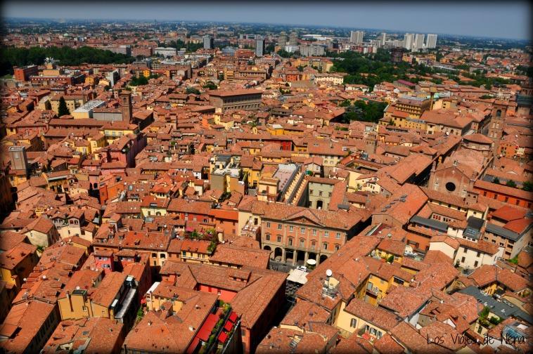 apreciar estas vistas de Lego, una de las cosas que ver y que hacer en Bolonia