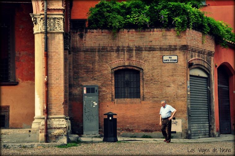 calles de bologna