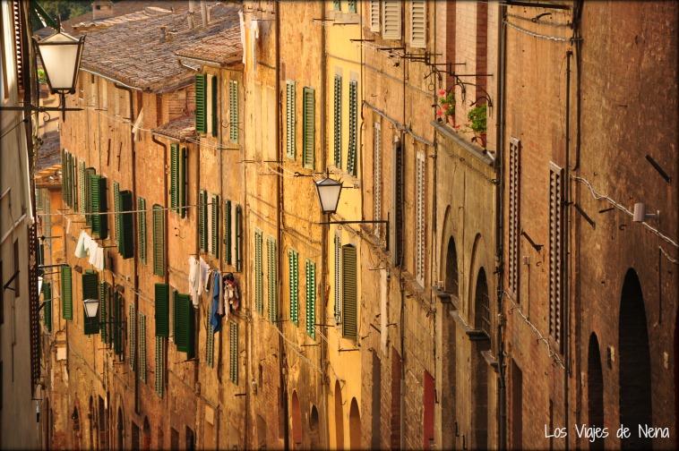 Paisajes urbanos de la Toscana