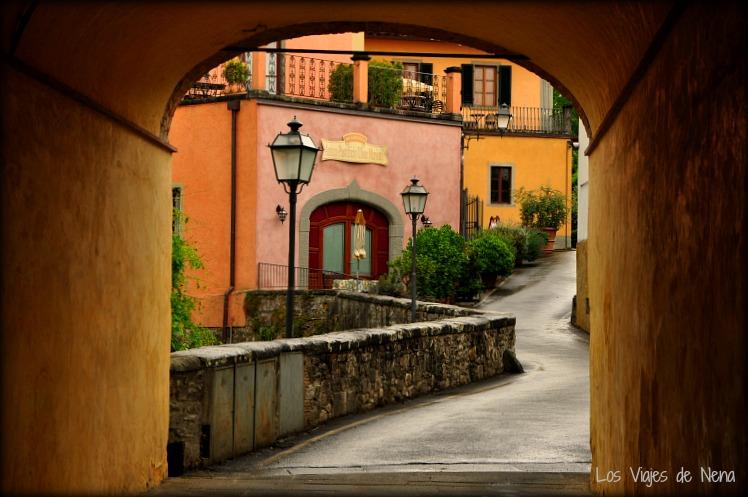Paisajes de un viaje por la Toscana, Italia