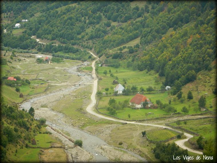 Vermosh Albania