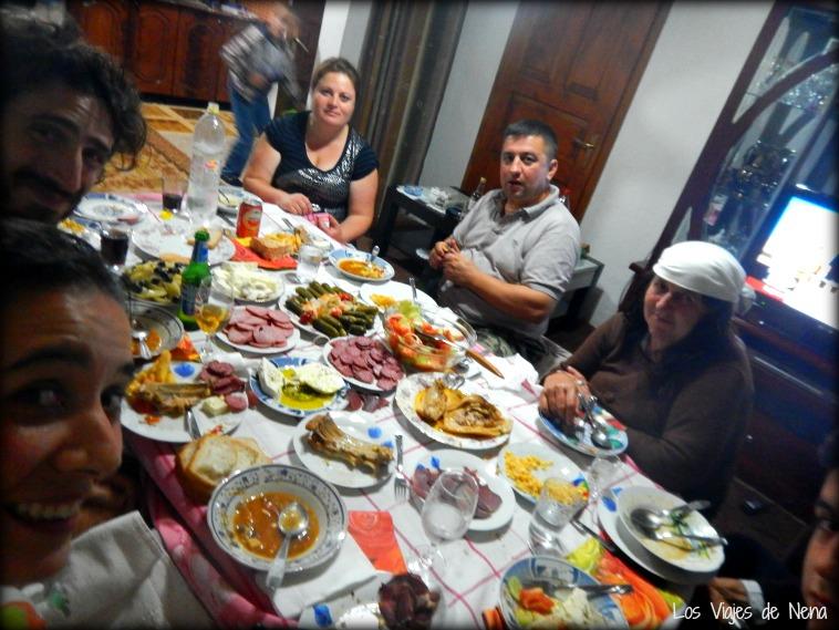 hospitalidad albanesa