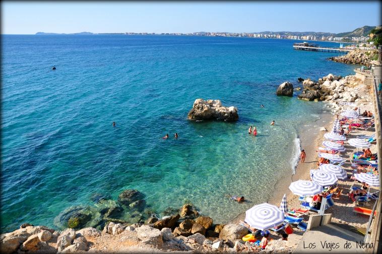 playas de albania