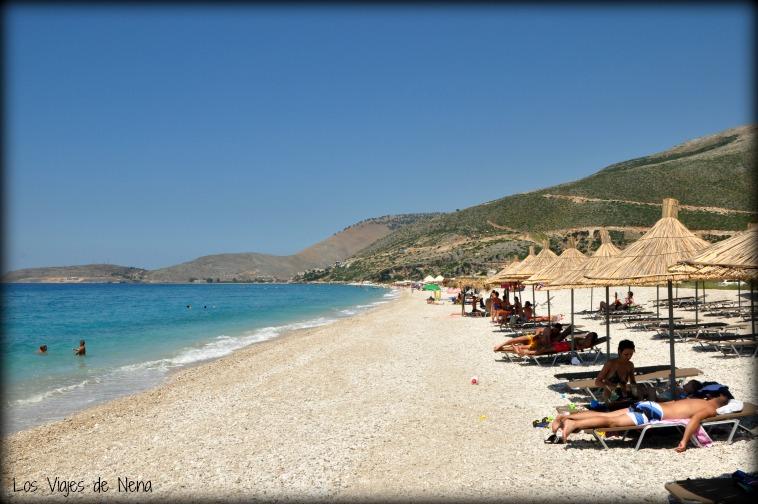 playas de borsh