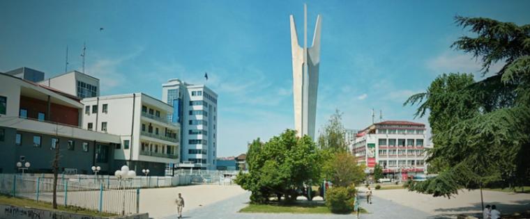 Y también según Wikipedia, esta es una vista de la Plaza de la Hemandad (lo que construyeron tirando abajo la foto anterior).