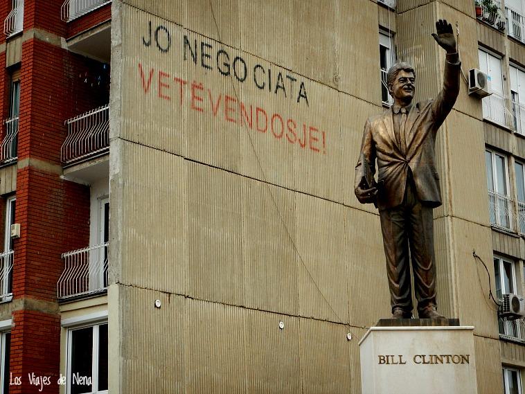 bill clinton kosovo