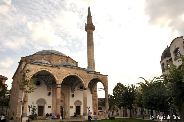 mezquita del bazar pristina 1