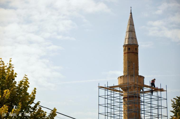 mezquitas de pristina
