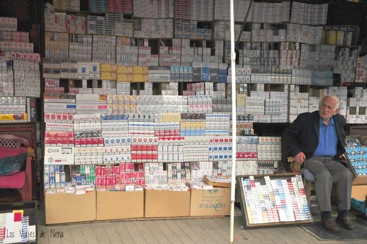 vendedores de cigarrillos
