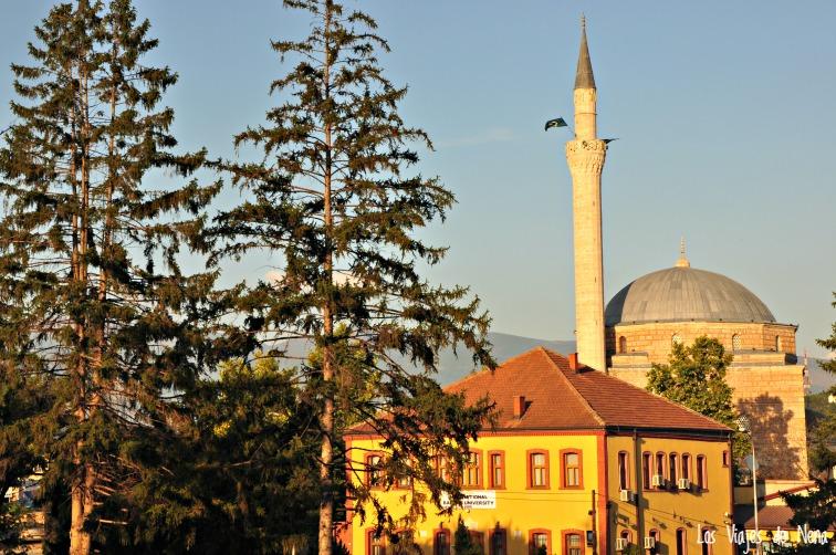 mezquita de macedonia