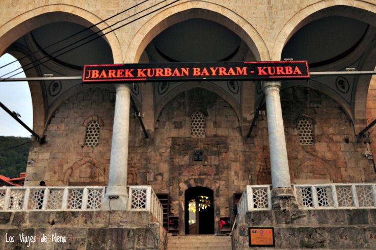mezquita moderna