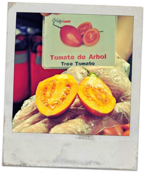 Este es el tomate de árbol, una delociosidad que