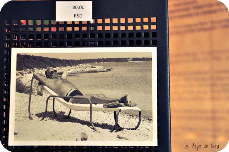 Sexy Titoen la playa