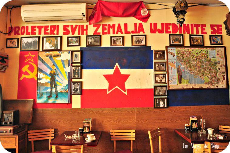 Creo que no me equivoco si digo que de los países de la ex Yugoslavia, en Serbia es donde más se siente la nostalgia de aquellas épocas...