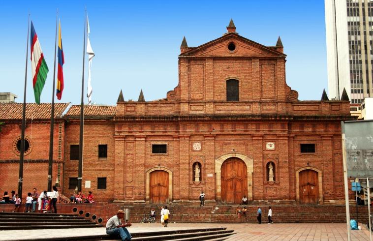 Iglesia de San Francisco. Foto:Wikimedia