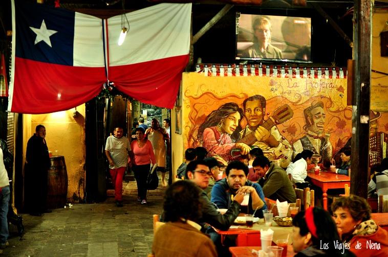 visitar la piojera, una de las cosas que hacer en Santiago de Chile