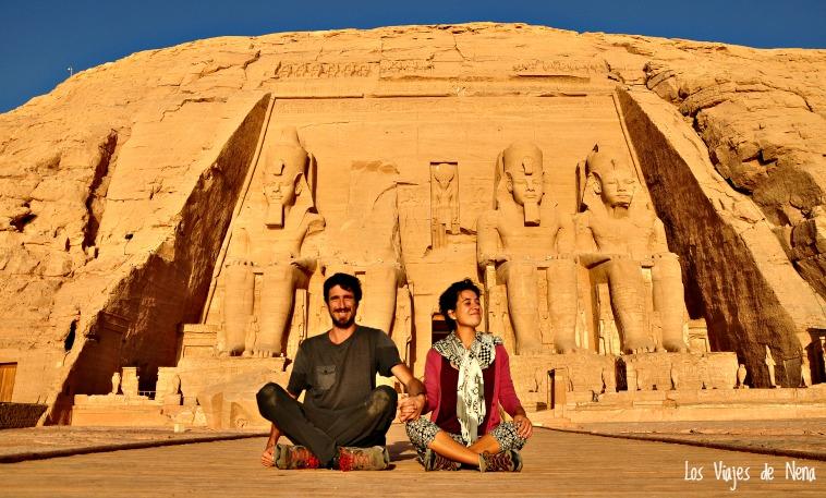 Templo de Abu Simbel, un clásico al viajar a Egipto