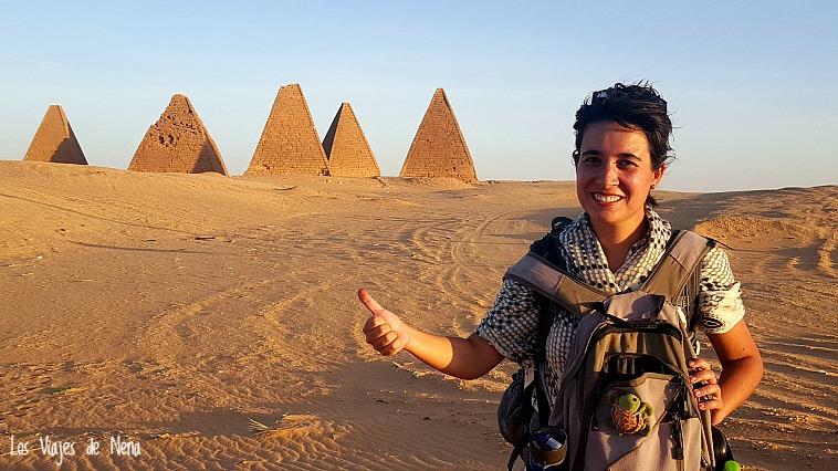Qué ver en Sudán: las pirámides que casi nadie conoce