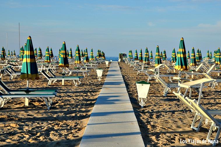 Rimini, otra de las escapadas que hacer en el norte de Italia