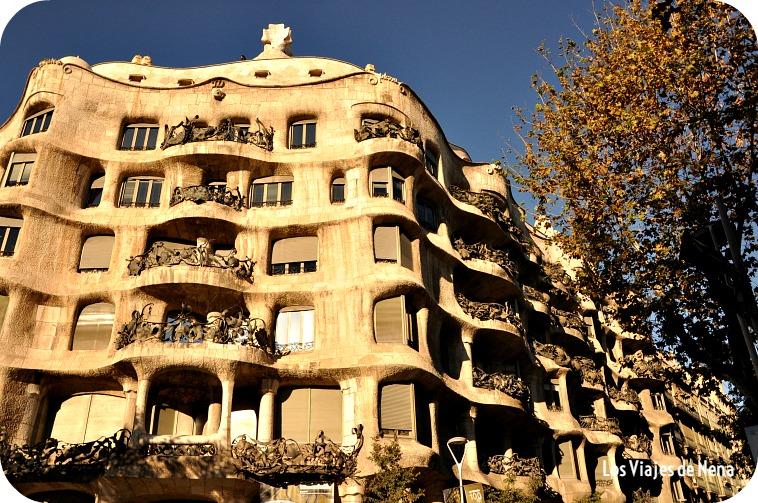 La Pedredra no puede faltar en  un recorrido de Barcelona en un día.