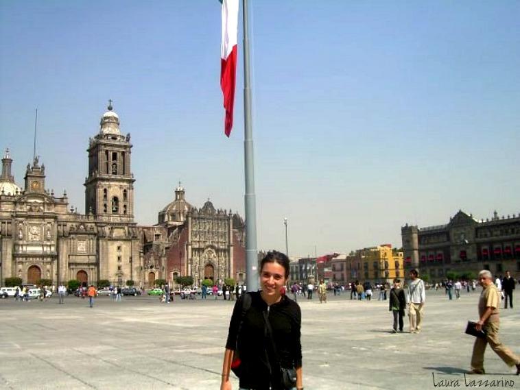 El zocalo, un imperdible de Ciudad de México