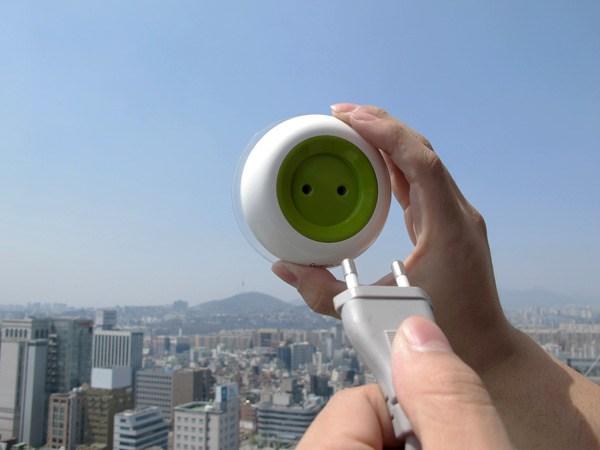 enchufe solar, un gadget que estamos esperando que salga al mercado
